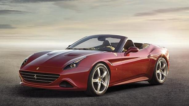 2014 Ferrari California T Edition