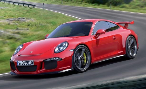 The 2014 Porsche GT3 Edition